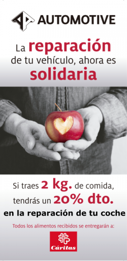 caritas automotive solidaridad
