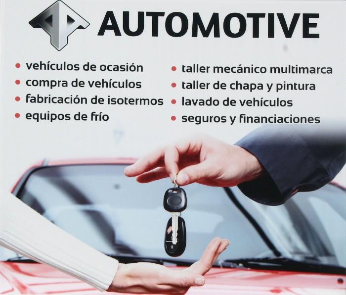 automotive vehículos ocasión